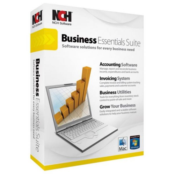 NCH Software Business Essentials Suite