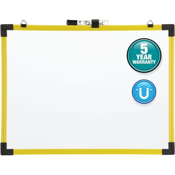 Quartet 6' x 4' Industrial Magnetic Dry Erase Board