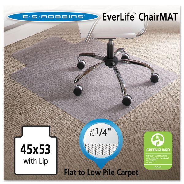 E.S. Robbins Anchormat Low Pile Chair Mat