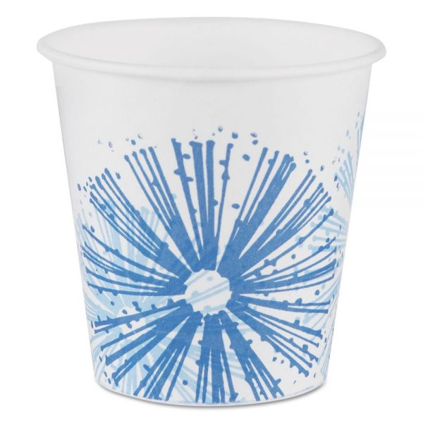 SOLO Cup Company Alcohol-Resistant 3 oz Treated Paper Cold Cups