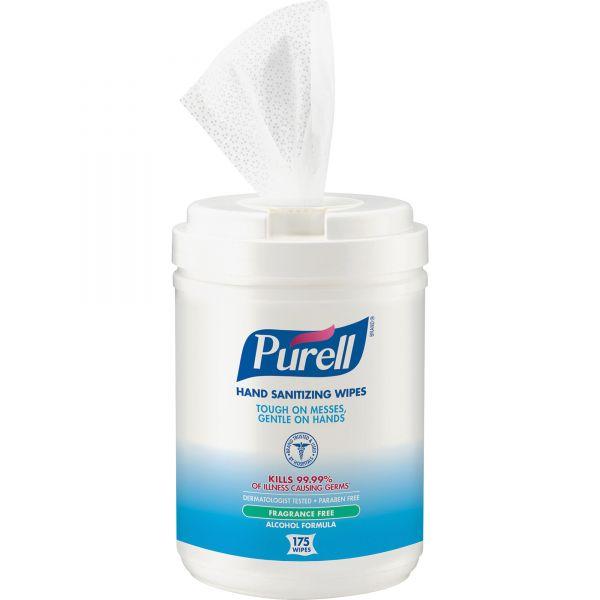 PURELL Premoistened Sanitizing Wipes