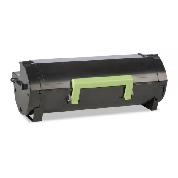 Lexmark 50F1X00 Black Extra High Yield Return Program Toner Cartridge