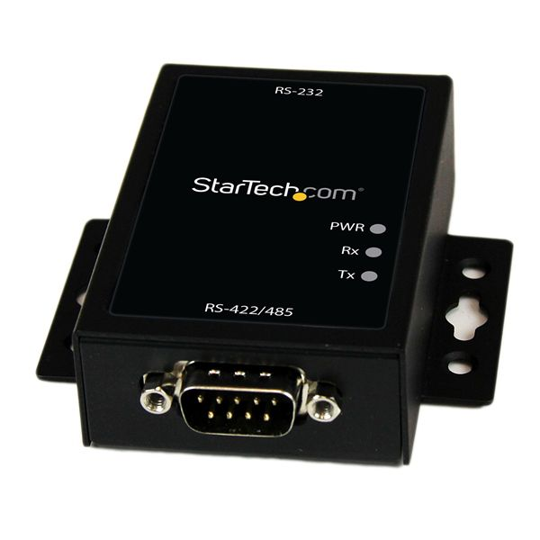 StarTech.com Industrial RS232 to RS422/485 Serial Port Converter with 15KV ESD Protection