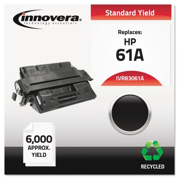 Innovera Remanufactured HP 61A (C8061A) Toner Cartridge