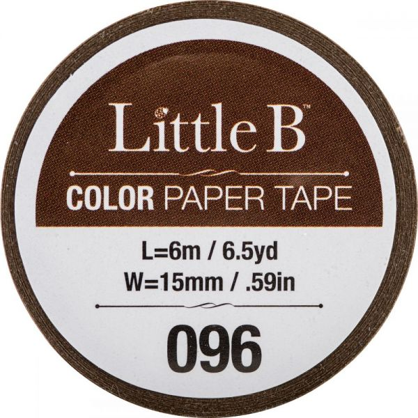Little B Color Tape 15mmx6m