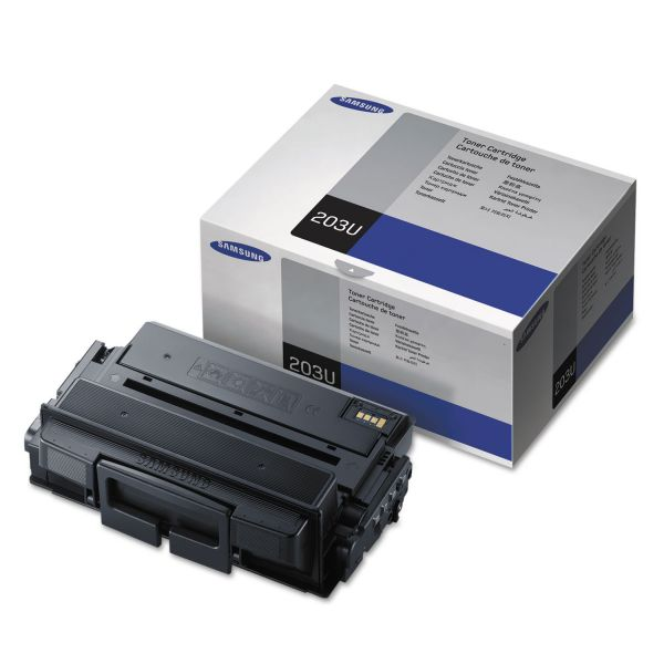 Samsung 203U Black Ultra High Yield Toner Cartridge