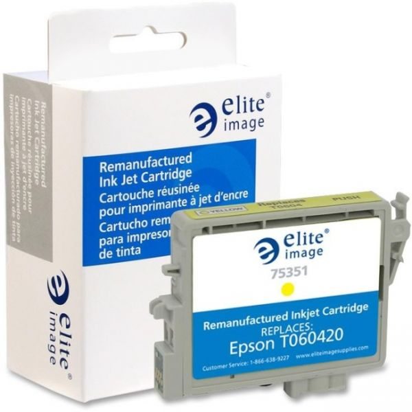 Elite Image Remanufactured Epson T060420 Ink Cartridge