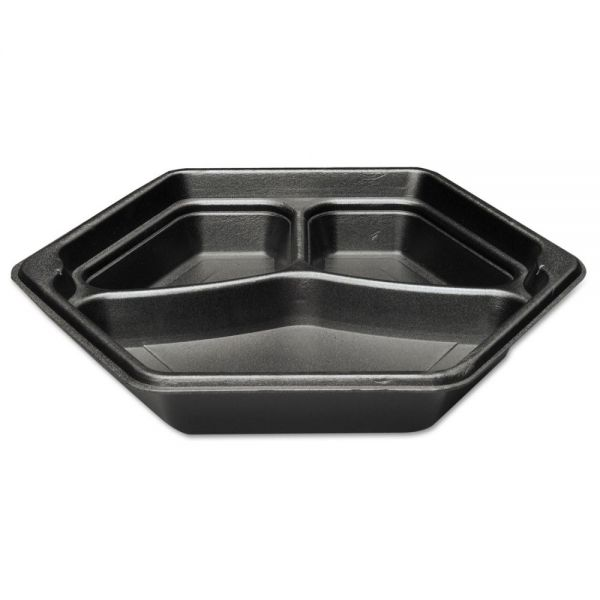 Genpak Hexagon Serving Trays