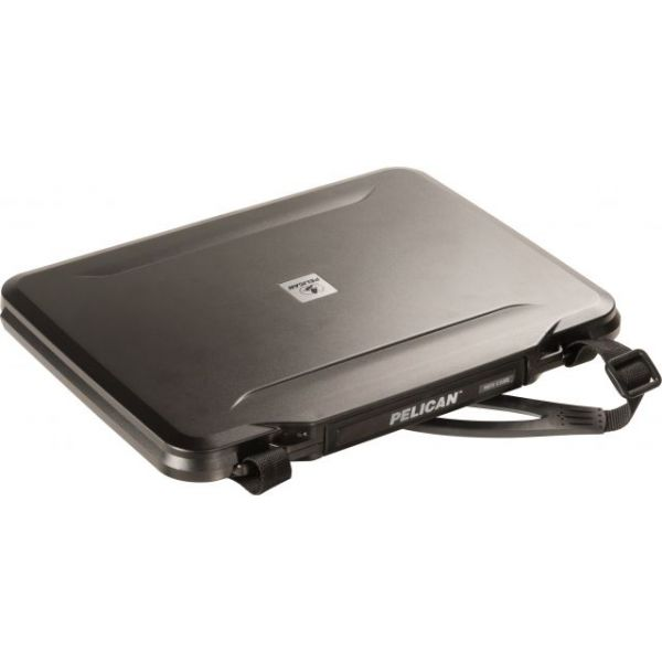 "Pelican HardBack 1070CC Carrying Case for 13"" Notebook, Ultrabook - Black"