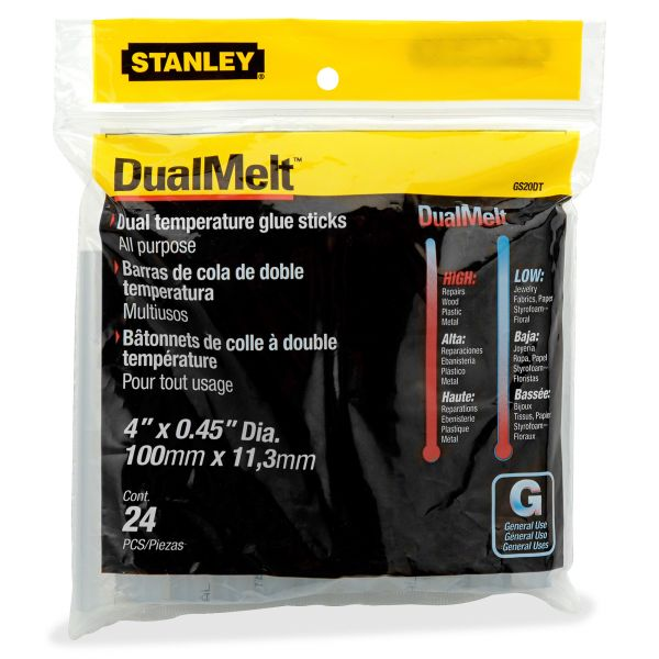 Stanley-Bostitch Dual Temperature Glue Sticks