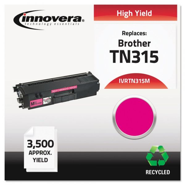 Innovera Remanufactured TN315M High-Yield Toner, Magenta