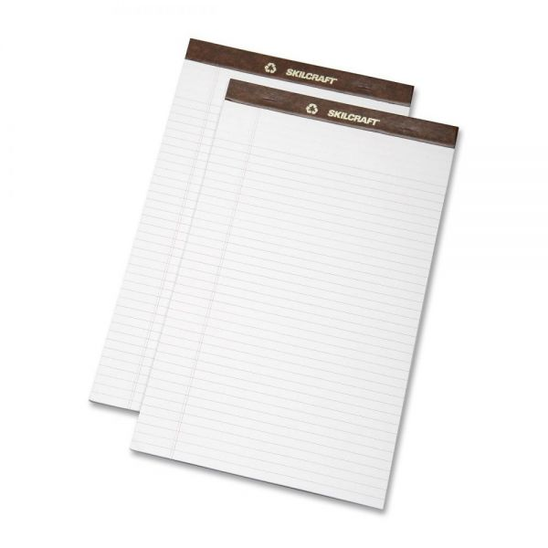 SKILCRAFT Legal Pads