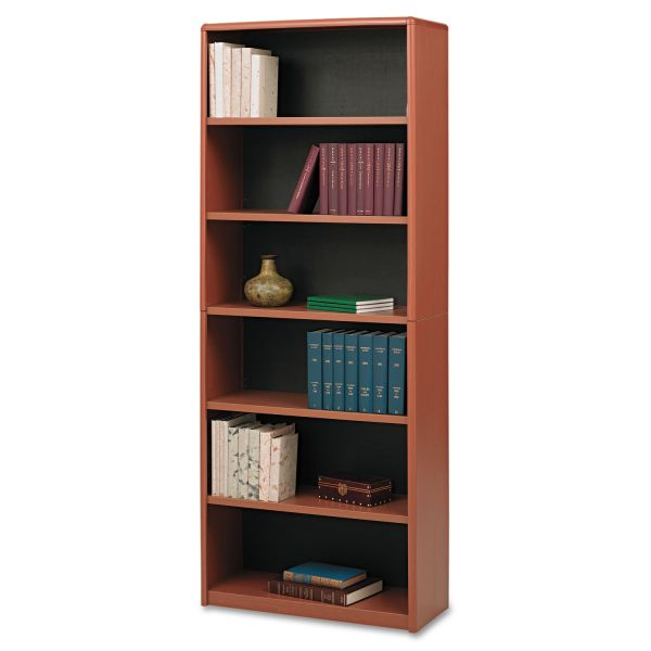 Safco ValueMate Economy 6-Shelf Metal Bookcase