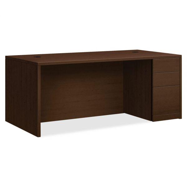 HON 10500 Srs Mocha Laminate Furniture Components