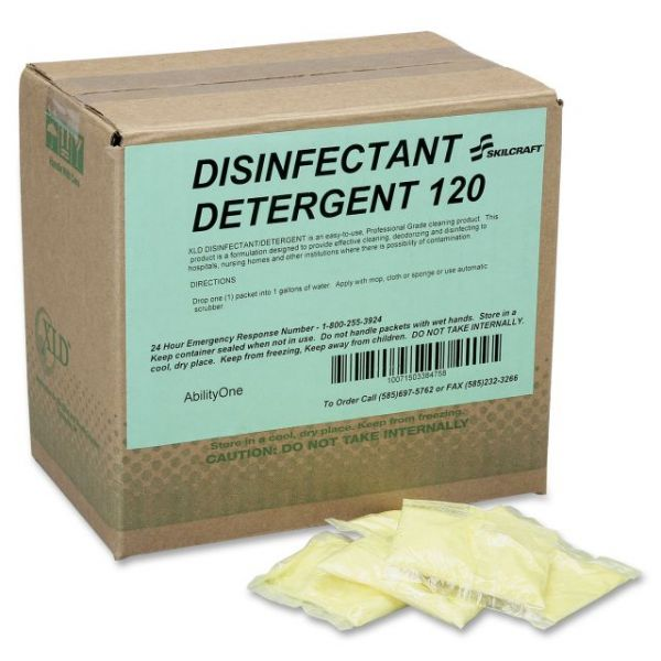 SKILCRAFT Disinfectant Detergent