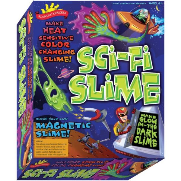 Scientific Explorers Sci-Fi Slime Kit