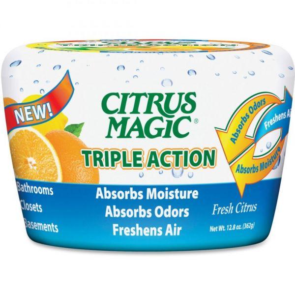 Citrus Magic Triple Action Odor Absorber