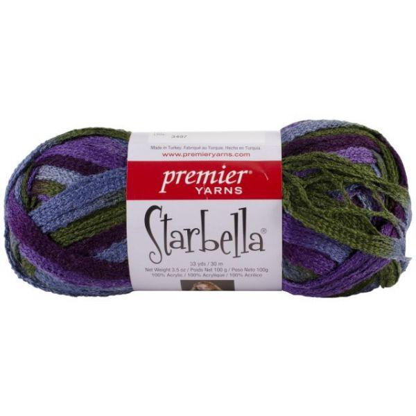Premier Starbella Yarn - Purple Rain