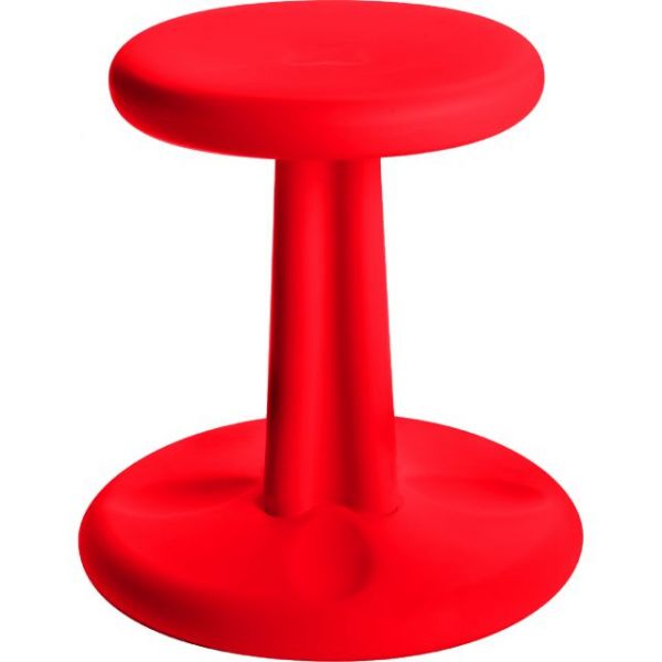 Kids Kore WOBBLE Chair - Red