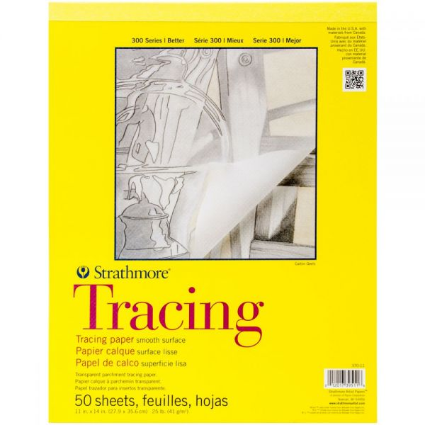 "Strathmore Tracing Paper Pad 11""X14"""