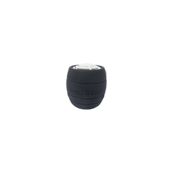 BeatBoom Speaker System - Wireless Speaker(s) - Black, White