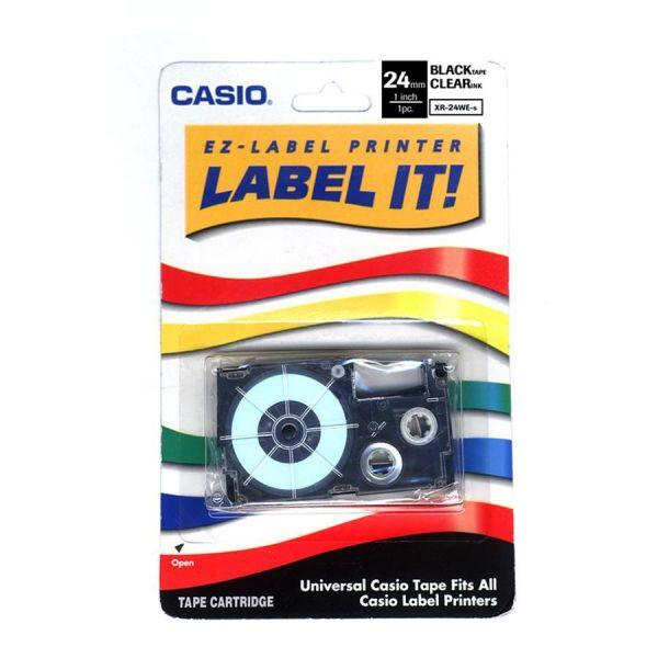Casio Label Tape Cartridge
