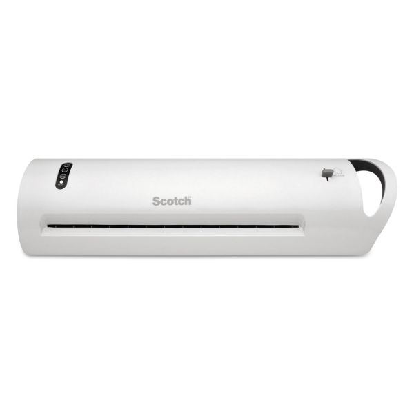 """Scotch Thermal Laminator TL1302 Value Pack, 13""""W, Includes 20 Pouches"""