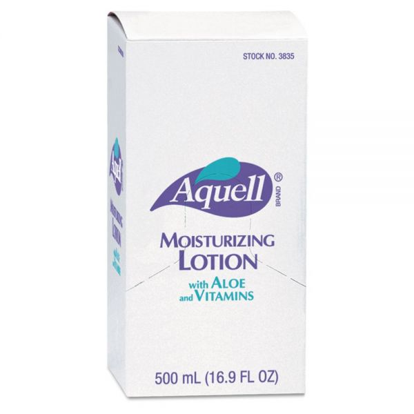 Aquell Gemini Bag-In-Box Moisturizing Lotion, 500 ml