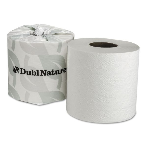 Dubl-Nature Universal 2 Ply Toilet Paper