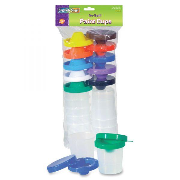 Chenille Kraft No-Spill Paint Cups