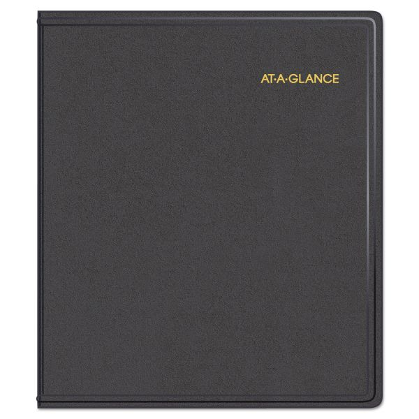 AT-A-GLANCE Refillable Multi-Year Monthly Planner, 9 x 11, White, 2018-2022