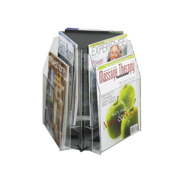 Safco Literature / Magazine Sorter and Rack