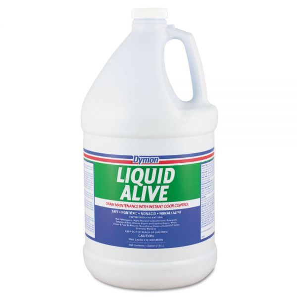 Dymon LIQUID ALIVE Enzyme Producing Bacteria