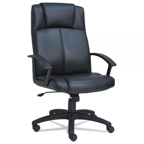 Alera CL Series High-Back Leather Office Chair