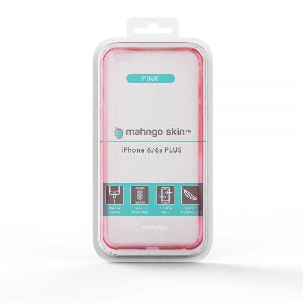 ReVamp Mahngo Skin Slim TPU Protective Case (Pink) (iPhone 6/6S Plus)
