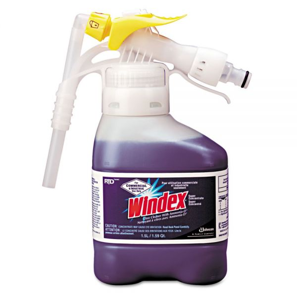 Windex Super-Concentrated Glass Cleaner  RTD