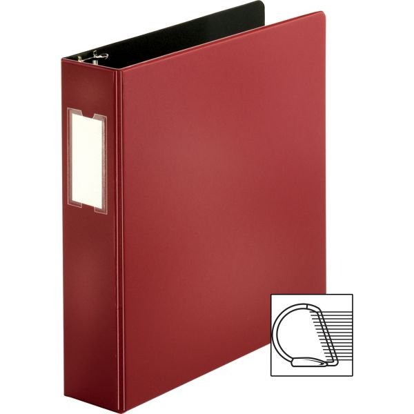 "Business Source 2"" 3-Ring Binder"