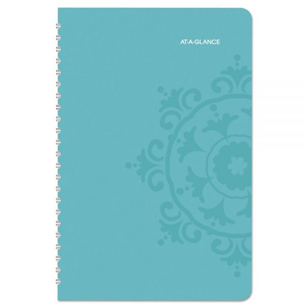 At-A-Glance Suzani Premium Weekly/Monthly Appointment Book
