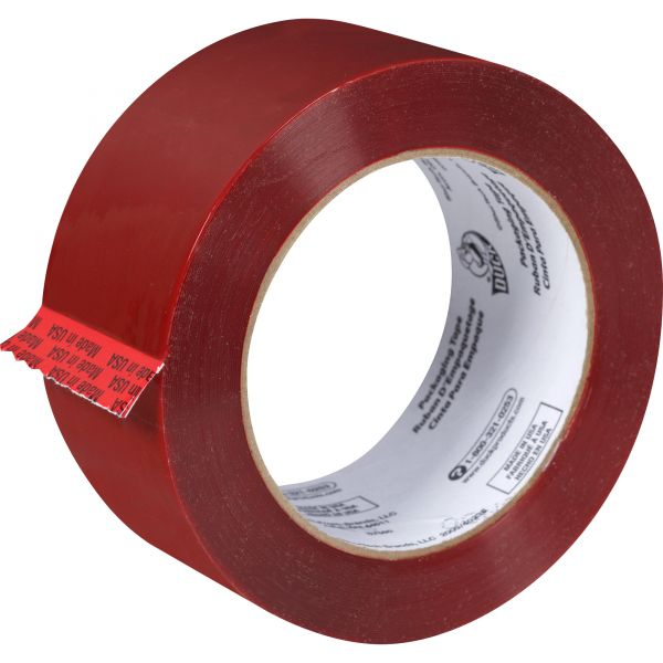 Duck Brand Color-Coding Hot Melt Packing Tape