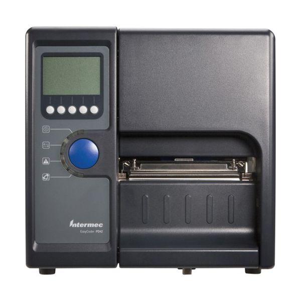 Intermec EasyCoder PD42 Direct Thermal/Thermal Transfer Printer - Monochrome - Label Print