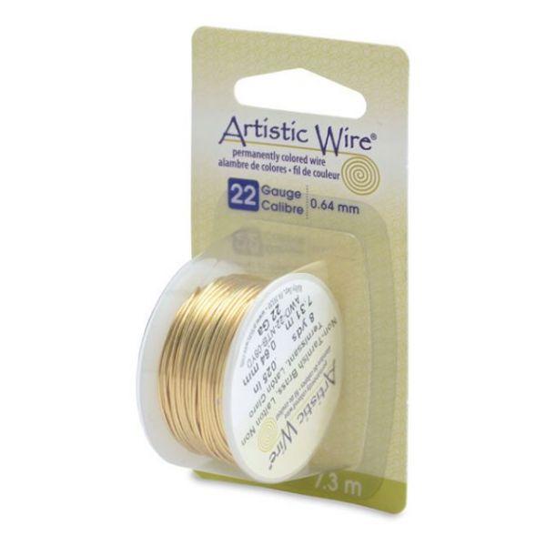 Beadalon Artistic Wire Permanent Colored Wire