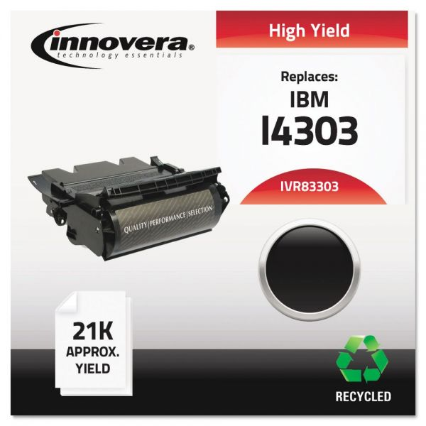 Innovera Remanufactured IBM I4303 High-Yield Toner Cartridge