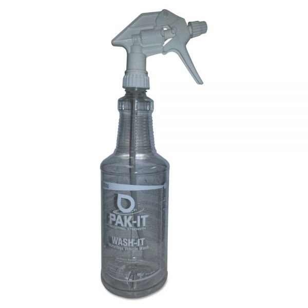 PAK-IT Color-Coded Trigger-Spray Bottle