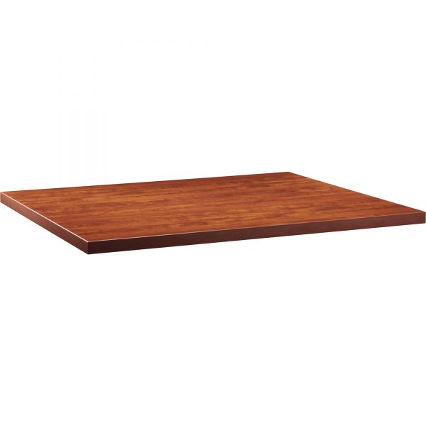 Lorell Modular Cherry Conference Tabletop