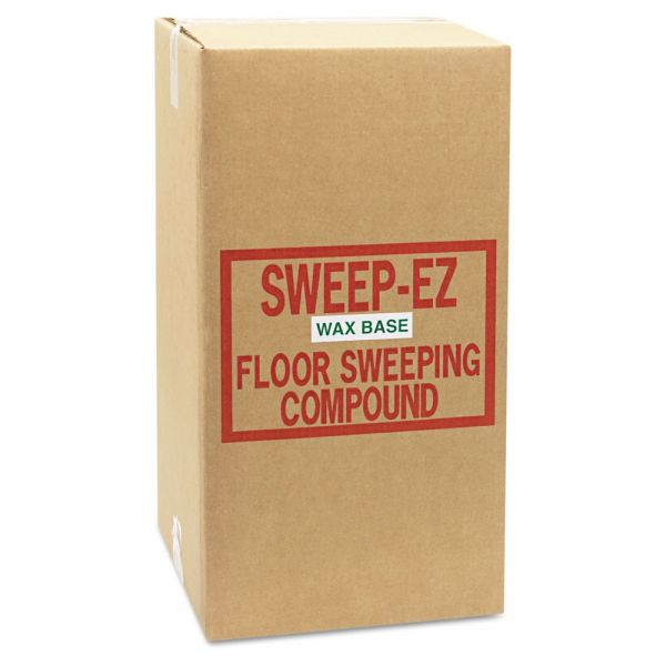 Sorb-All Wax-Based Sweeping Compound