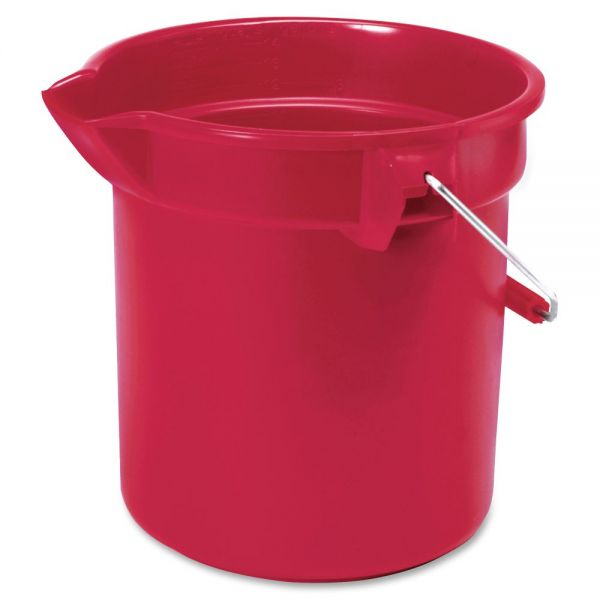 Rubbermaid Commercial Brute Utility Buckets