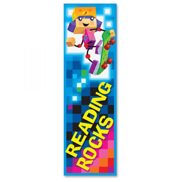 Trend Reading Rocks Bookmarks