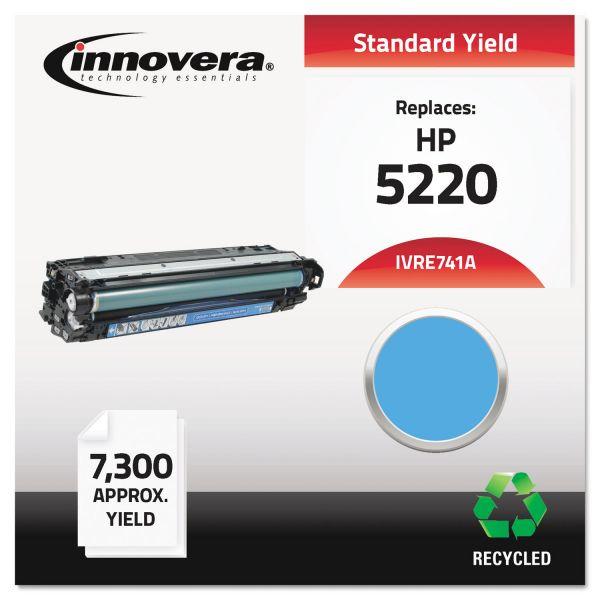 Innovera Remanufactured HP 5220 (CE741A) Toner Cartridge