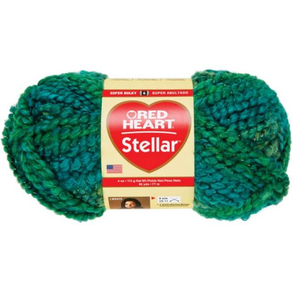 Red Heart Stellar Yarn - Quark