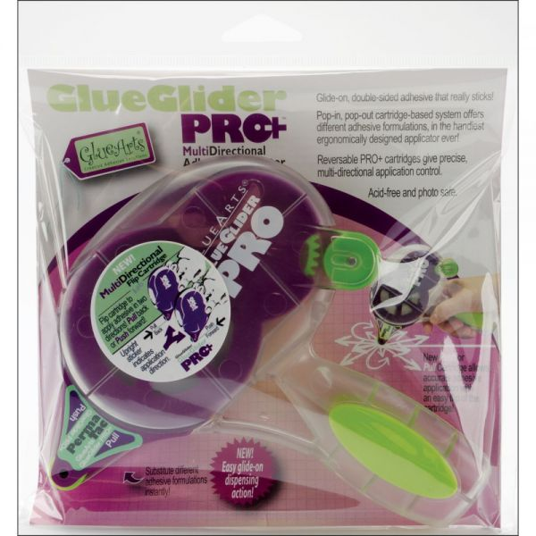 GlueGlider Pro Plus Dispenser & Cartridge